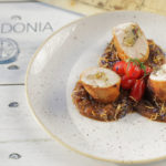 Pylos Poseidonia restaurant menu - Stuffed chicken