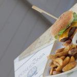 Pylos Poseidonia restaurant menu - Burger