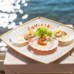 Pylos Poseidonia - Εστιατόριο Πύλος - Βασιλικά Χτένια σωτέ