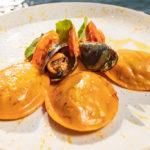 Pylos Poseidonia - Restaurant by the sea - Menu seafood